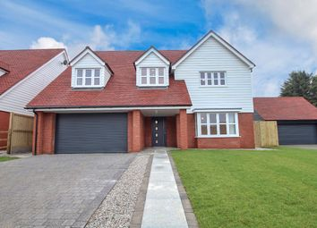 Thumbnail 4 bed detached house for sale in Mill Lane, Hawkinge, Folkestone