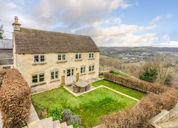 Thumbnail 4 bed detached house for sale in Houndscroft, Rodborough, Stroud