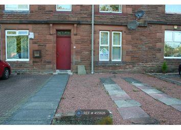 Thumbnail 1 bed flat to rent in Fairyhill Road, Kilmarnock