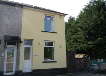 Thumbnail 2 bed end terrace house for sale in Albert Road, Talywain, Pontypool