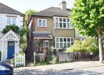 Thumbnail 3 bed semi-detached house for sale in West Park Avenue, Kew, Richmond, Surrey