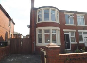 3 bed semi-detached house to rent in Blenheim Avenue, Blackpool FY1