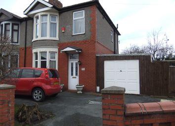 Thumbnail 3 bed semi-detached house for sale in Burnley Road, Blackburn