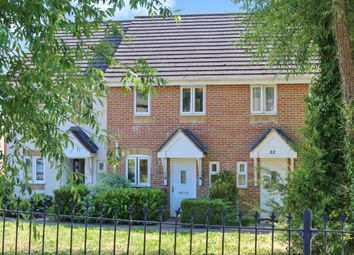Thumbnail 2 bed terraced house to rent in Willows Close, Swanmore, Southampton