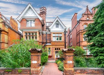 Thumbnail 3 bedroom flat for sale in Eton Avenue, Belsize Park, London