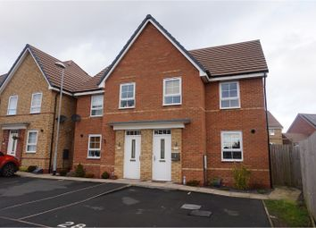 Thumbnail 3 bed semi-detached house for sale in Havilland Place, Meir, Stoke-On-Trent