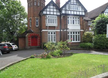 Thumbnail 2 bed flat to rent in Grove Park Road, London