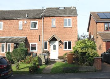 Thumbnail 3 bed end terrace house to rent in Brascote Lane, Newbold Verdon, Leicester