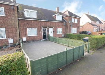 Thumbnail 2 bed terraced house for sale in West Glebe Road, Corby