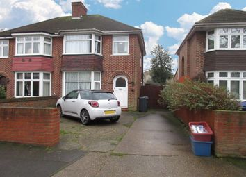 Thumbnail 3 bed flat for sale in Avenue Close, Hounslow, Middlesex