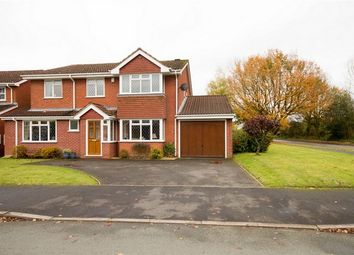 Thumbnail 5 bed detached house for sale in Buttermere Drive, Essington, Wolverhampton, Staffordshire
