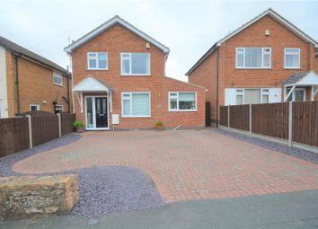 Thumbnail 3 bed detached house for sale in Cromwell Drive, East Leake, Loughborough