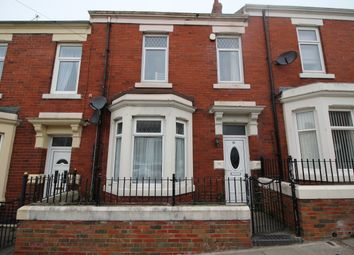 Thumbnail 3 bed terraced house for sale in Normount Road, Newcastle Upon Tyne