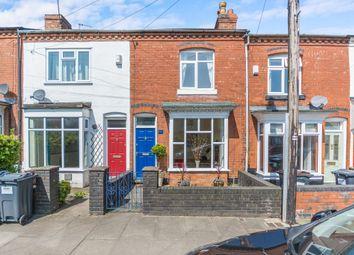 Thumbnail 3 bed end terrace house for sale in Gordon Road, Harborne, Birmingham