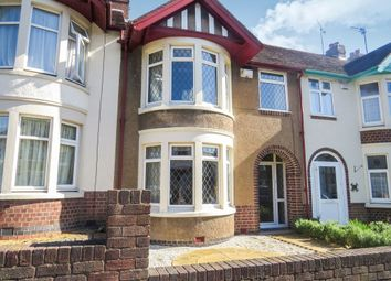 Thumbnail 3 bedroom terraced house for sale in Seneschal Road, Cheylesmore, Coventry