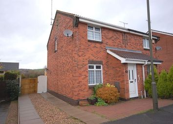 Thumbnail 2 bed semi-detached house for sale in Whitemoor Lane, Belper