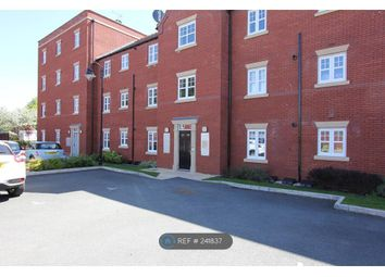 Thumbnail 2 bed flat to rent in Mottershead Court, Chester