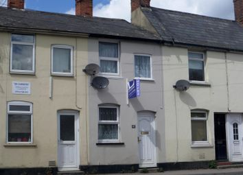 Thumbnail 1 bed terraced house to rent in East Street, Sudbury