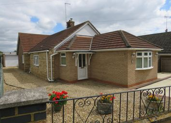 Thumbnail 3 bed bungalow to rent in Northwick Road, Ketton, Stamford