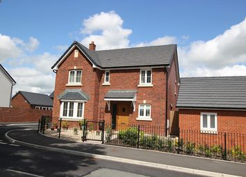 Thumbnail 4 bed detached house for sale in Mount Pleasant, Llangunnor, Carmarthen, Carmarthenshire