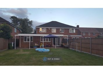 Thumbnail 4 bed semi-detached house to rent in Little Sutton Lane, Langley