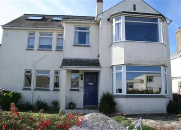 Thumbnail 2 bed flat to rent in Pentire Avenue, Newquay