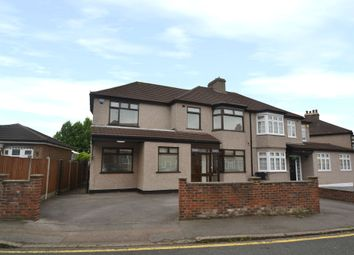 Thumbnail 4 bed semi-detached house for sale in Wainfleet Avenue, Romford