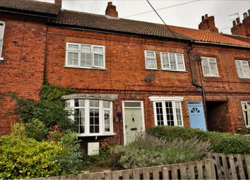 Thumbnail 3 bed cottage for sale in Main Street, York