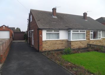 Thumbnail 2 bed semi-detached bungalow for sale in Coniston Road, Dewsbury, West Yorkshire