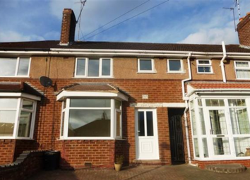 Thumbnail 3 bed terraced house to rent in Whitburn Avenue, Birmingham, West Midlands