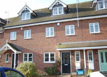 Thumbnail 3 bed town house to rent in Haywood Court, Madeley, Crewe