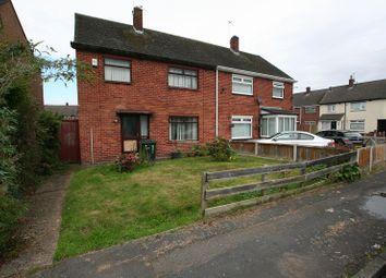 Thumbnail 3 bed semi-detached house for sale in Delamere Drive, Great Sutton, Ellesmere Port, Cheshire.