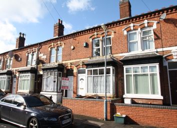 Thumbnail 2 bed terraced house to rent in Howard Road, Birmingham