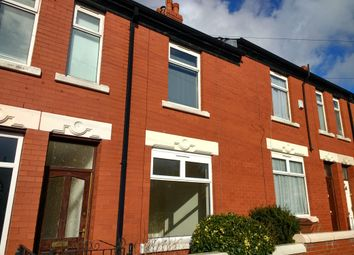 Thumbnail 2 bedroom terraced house to rent in Farndon Road, Stockport