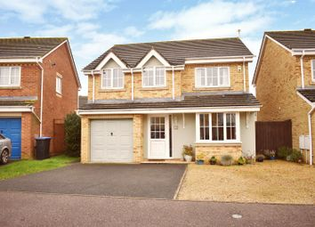 4 bed detached house for sale in Fosberry Close, Wootton, Northampton NN4