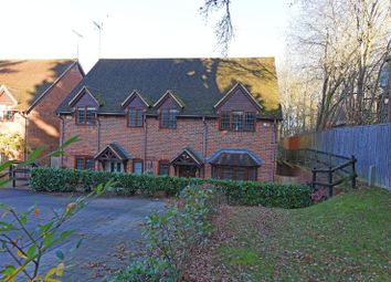 Thumbnail 3 bed semi-detached house for sale in Evergreen, Headley, Thatcham