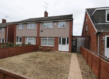 Thumbnail 3 bed semi-detached house for sale in Heatherdene, Whitchurch, Bristol