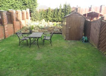 Thumbnail 3 bed town house to rent in Bellmer Close, Barnsley