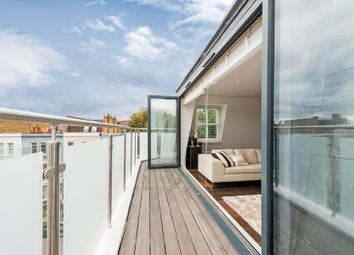 Thumbnail 4 bed flat for sale in Waldemar Avenue, London