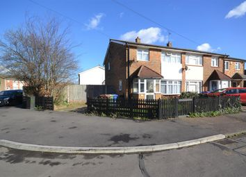 Thumbnail 3 bed end terrace house for sale in Nevell Road, Grays