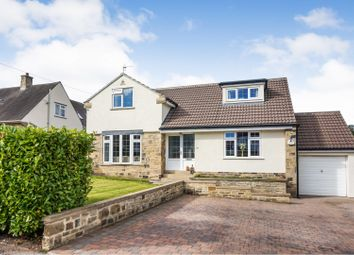 Thumbnail 5 bed detached house for sale in Park Road, Menston