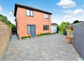 Thumbnail 2 bed detached house for sale in Finchley Road, Fallowfield, Manchester