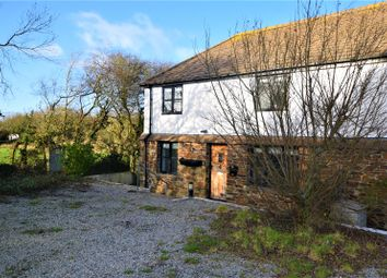 Thumbnail 3 bed end terrace house for sale in Stoney Lane, Goonhavern, Truro, Cornwall
