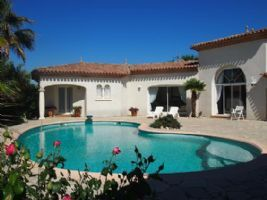 Thumbnail 3 bed villa for sale in Maraussan, Herault, 34370, France