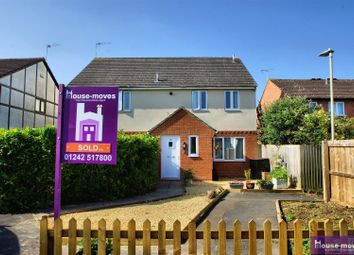 Thumbnail 1 bed semi-detached house for sale in Thistledown Close, Cheltenham