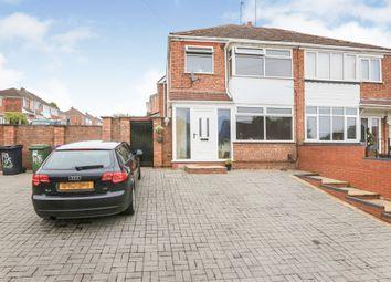 3 bed semi-detached house for sale in Lynton Avenue, Claregate, Wolverhampton WV6