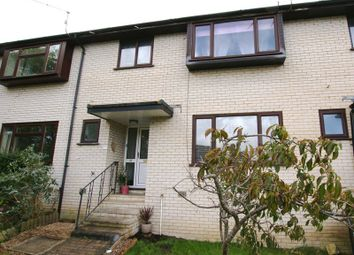 Thumbnail 3 bed terraced house for sale in Birch Close, Corfe Mullen, Wimborne