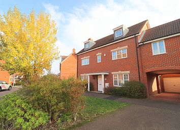 Thumbnail 5 bed link-detached house to rent in Maskell Drive, Bedford