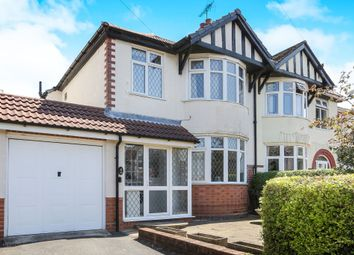 Thumbnail 3 bedroom semi-detached house for sale in Newbolds Road, Fallings Park, Wolverhampton