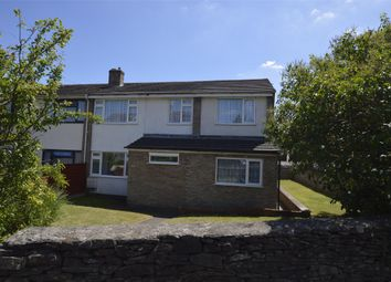 Thumbnail 4 bed end terrace house for sale in Down Road, Winterbourne Down, Bristol